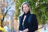 ALP Leader Rebecca White in Hobart