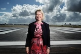 Sydney Airport's Kerrie Mather is one of just nine women CEOs among Australia's top 200 companies.