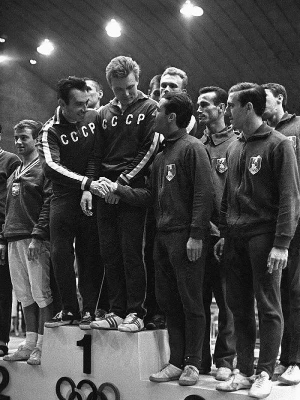 USSR wins gold at Tokyo Olympics