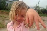 Tahnee Oakhill's daughter Hadley