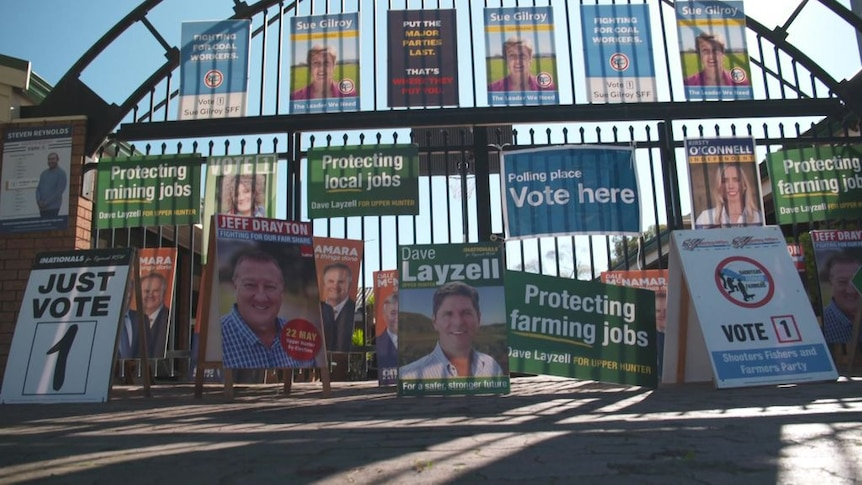 Stakes are high at this weekend's by-election in the Upper Hunter