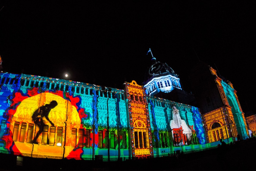 Melbourne White Night festival