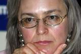 Murdered Russian journalist Anna Politkovskaya
