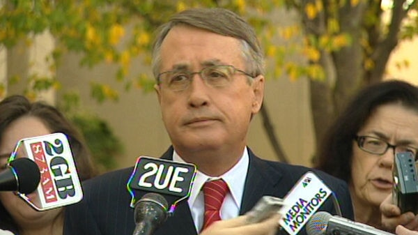 Mr Swan has told ABC TV's Insiders program that low and middle-income earners deserve support [File photo].