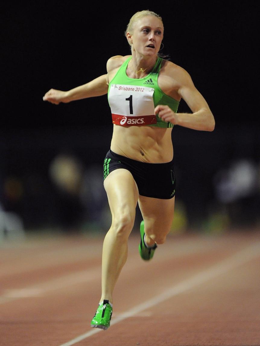 Pearson hits her stride in Brisbane