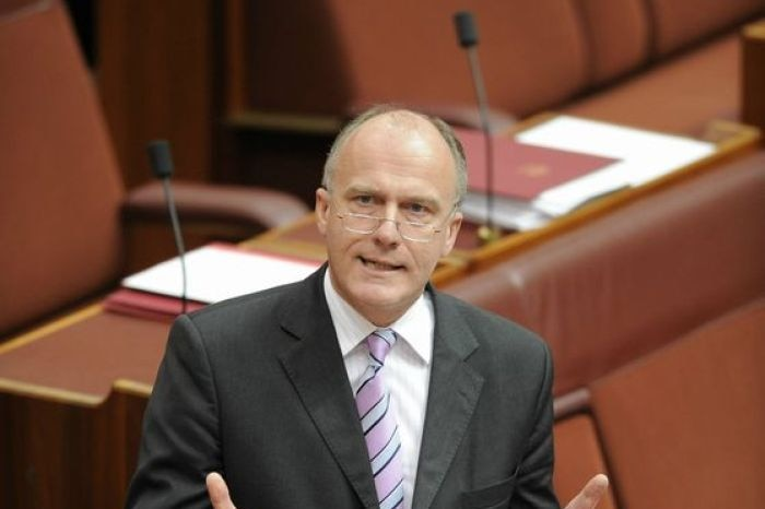 Workplace Minister Eric Abetz says the terms of reference for the Productivity Commission review have not been finalised.
