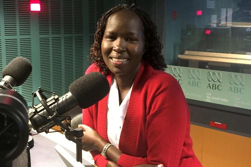 Educator and campaigner against female circumcision, Dr Kakenya Ntaiya