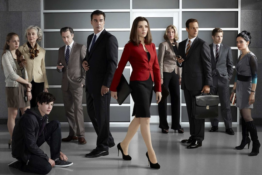 The Good Wife promotional image