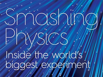 Smashing physics book cover