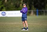 Craig Bellamy coaching