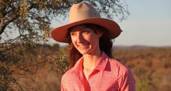 Riverina farmer Anika Molesworth