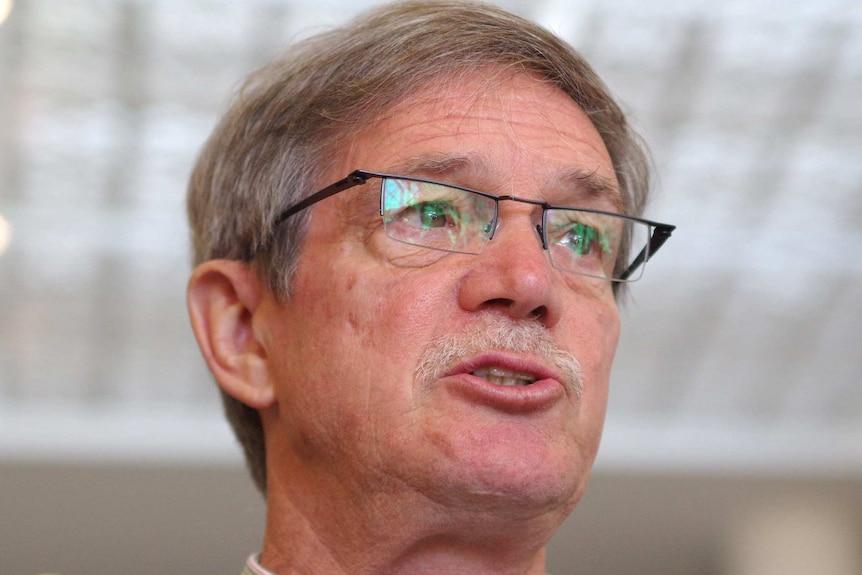 WA Liberal Leader Mike Nahan