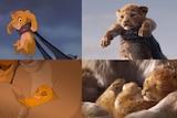 Lion King composite