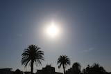 Hot weather around Australia