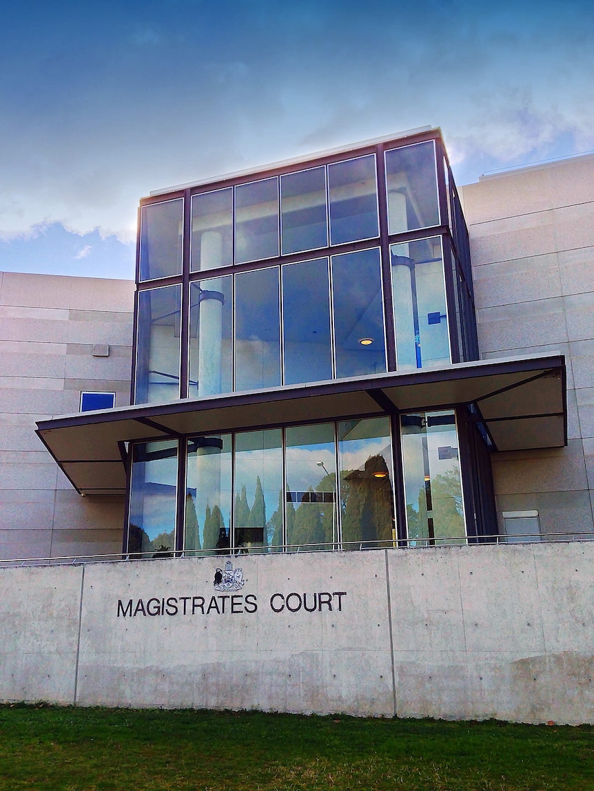 ACT Magistrates Court in Canberra