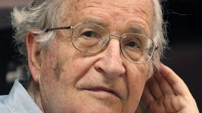 Noam Chomsky, 2010 (Khalil Mazraawi : AFP)