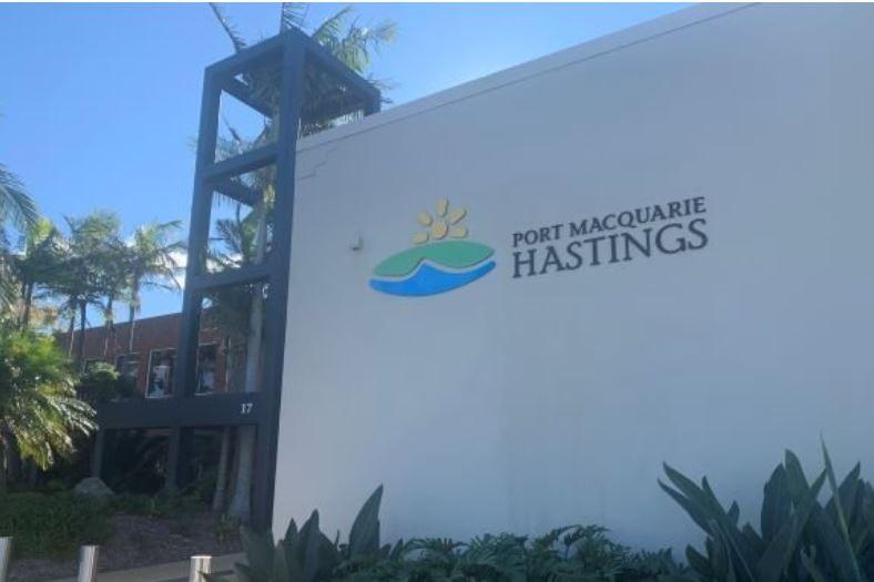 Port Macquarie-Hastings Council chambers.