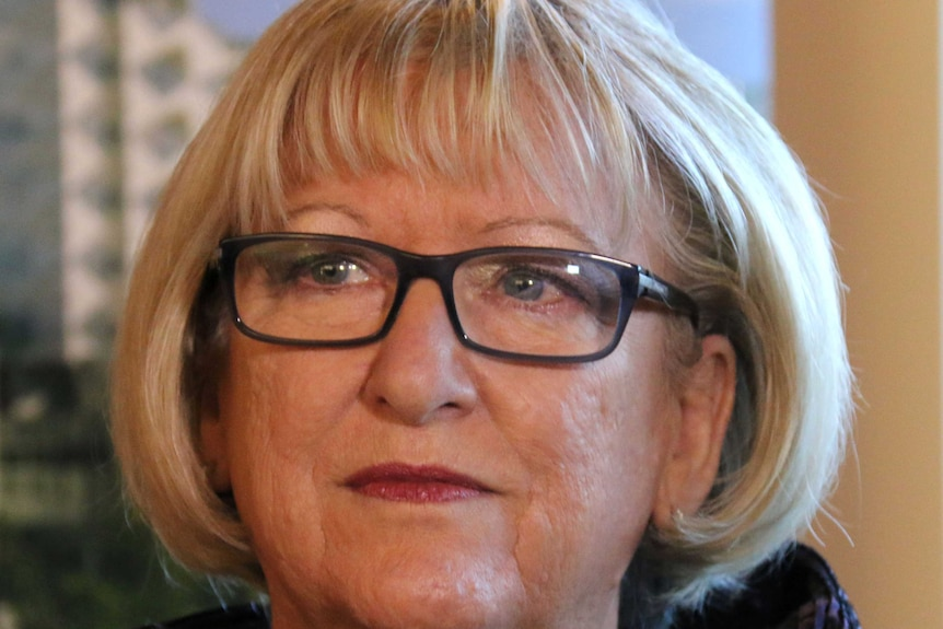 Child Protection Minister Helen Morton