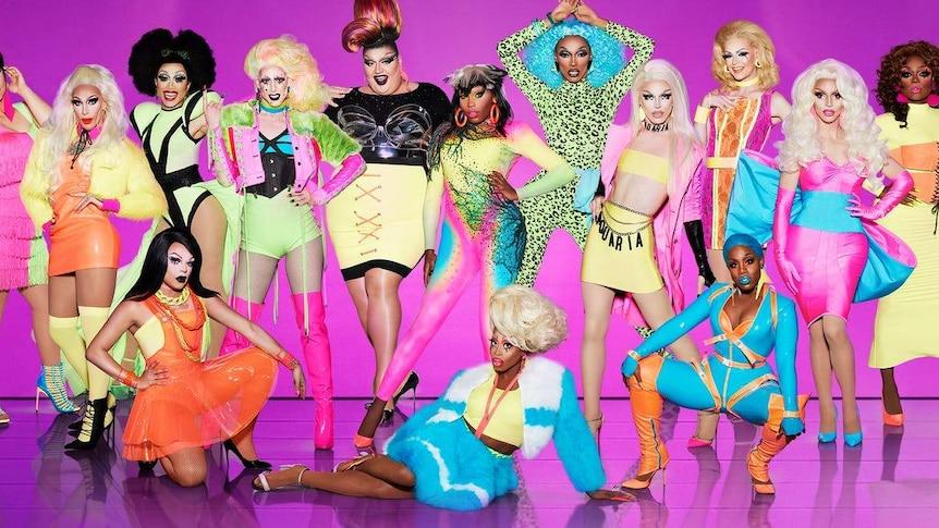 RuPaul's Drag Race season ten queens