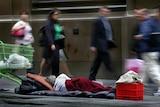 Women, who in the past were able to stand on their own two feet, are now finding themselves homeless