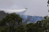 Bushfire emergency