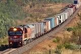 Adelaide-Darwin rail