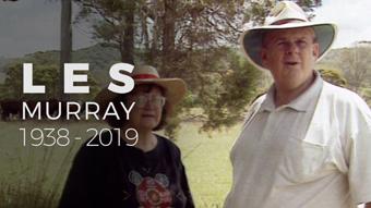ABC Arts Rewind: Les Murray 1938-2019