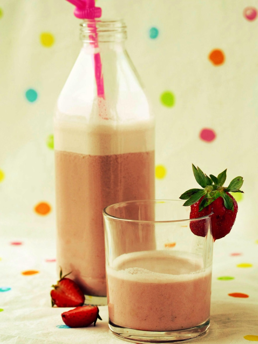 Pharmaceutical milkshake could be a possibility.