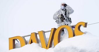 2019 World Economic Forum in Davos, Switzerland