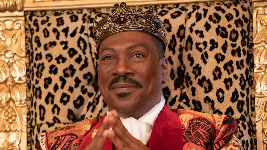 Eddie Murphy as Prince / King Akeem Joffer in Coming 2 America