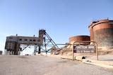 Junction Mine at Broken Hill, NSW