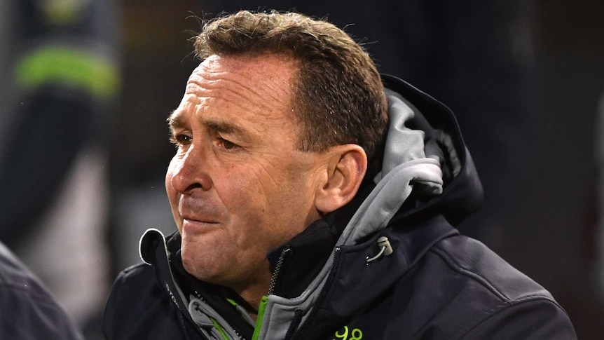 Ricky Stuart has slammed the NRL and referees for a lack of accountability.