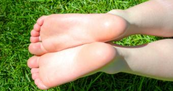 Skin cancer feet