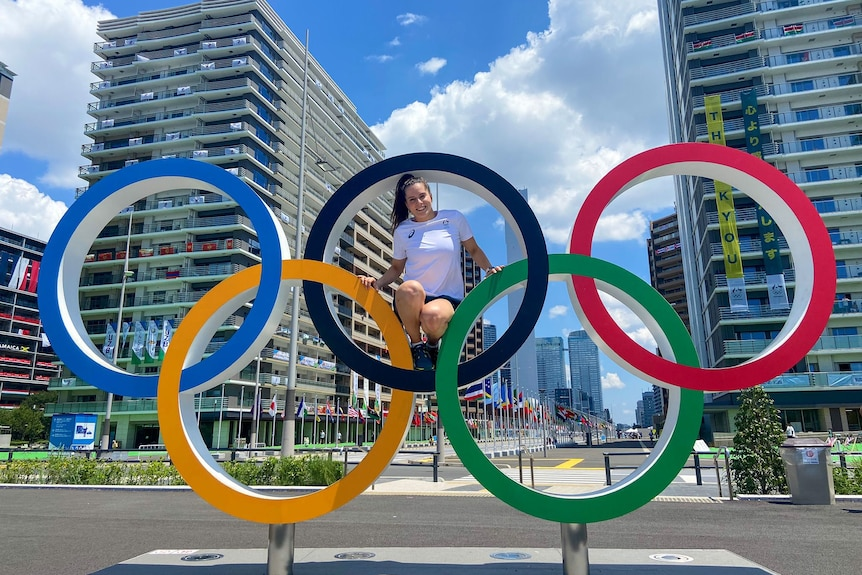 Australian diver Anabelle Smith said Olympic Gamesorganisers have done a good job keeping everyone safe.