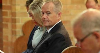 Shorten glances at Morrison