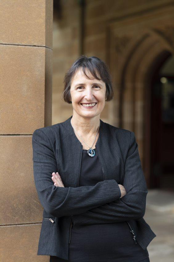 Professor Maree Teesson at the University of Sydney