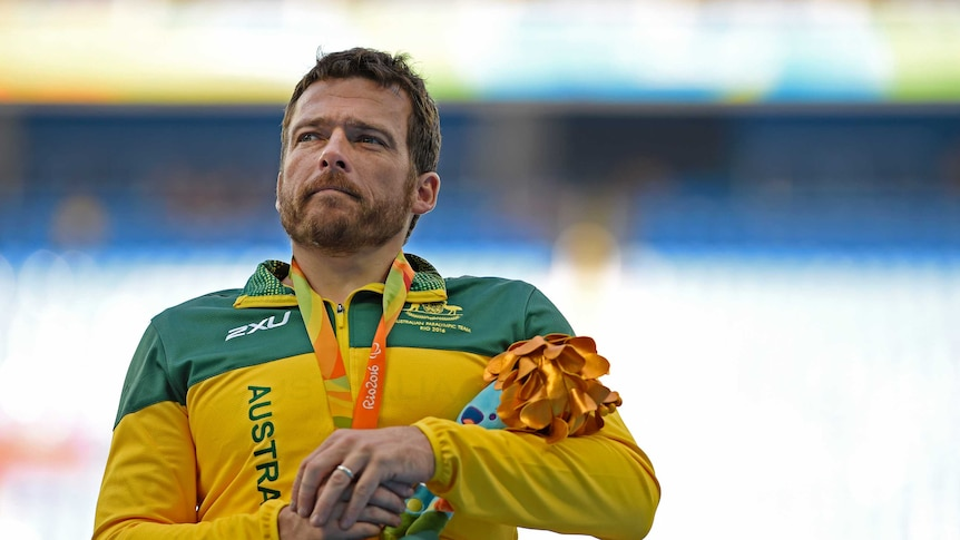 Paralympian Kurt Fearnley 'confused and disheartened' over NDIS funding shift