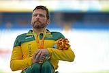 Kurt Fearnley at Rio Olympics 2016
