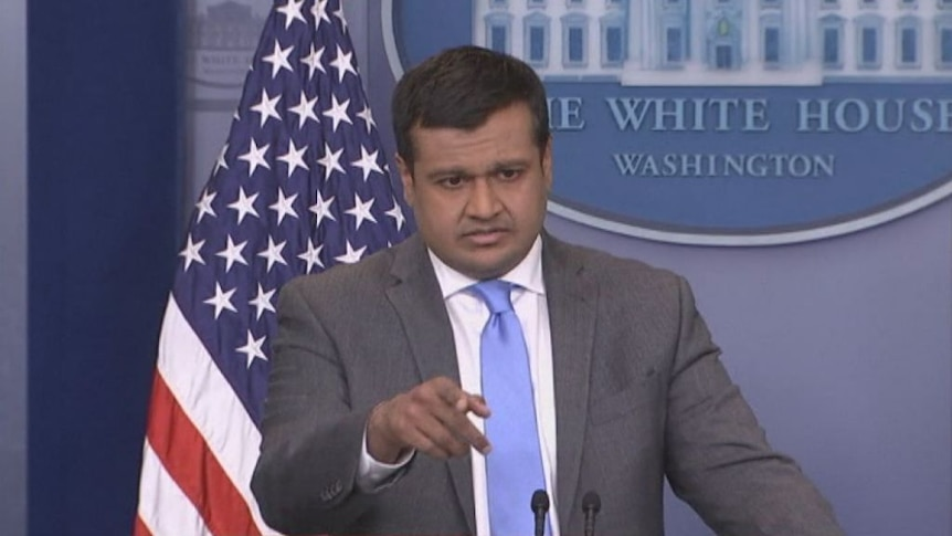 Russia, White House react to diplomat expulsion