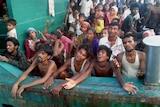 Rohinga migrants