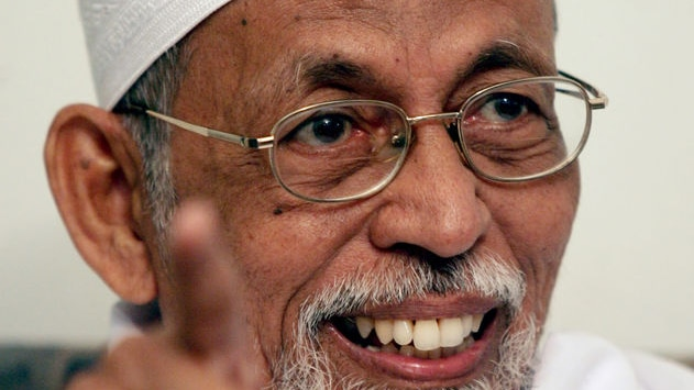 Foreign Affairs Minister Stephen Smith says Abu Bakar Bashir's sermon was full of the same 'bigotry' in his other speeches. (File photo)