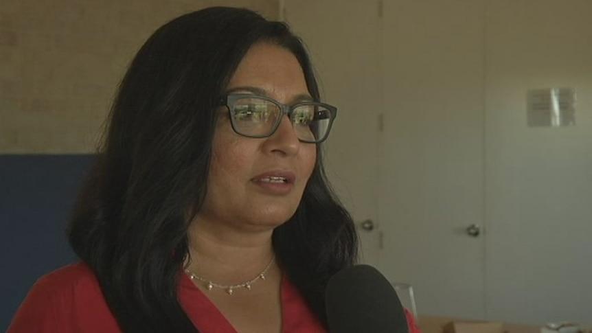 Mehreen Faruqi says she will campaign hard to win the Senate seat.