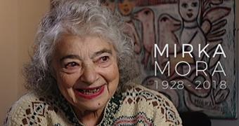 Rewind - Mirka Mora obit episode