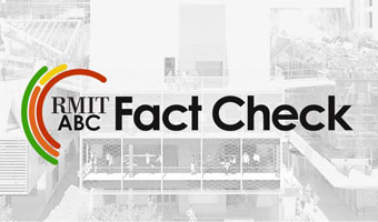 RMIT ABC Fact Check