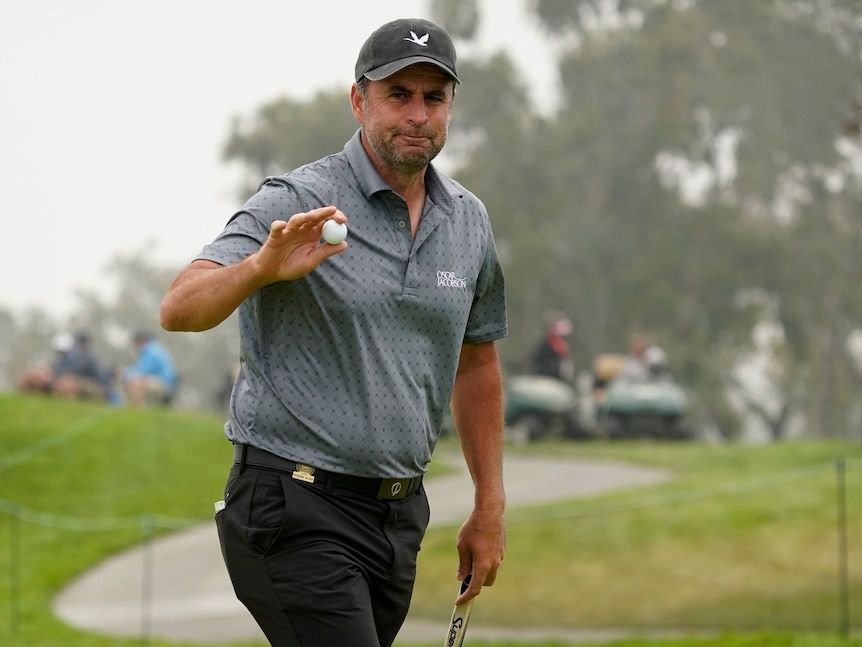US Open led by Richard Bland and Russell Henley at halfway on 5-under, four Australians make the cut