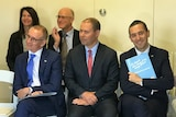 Weatherill, Frydenberg and Koutsantonis