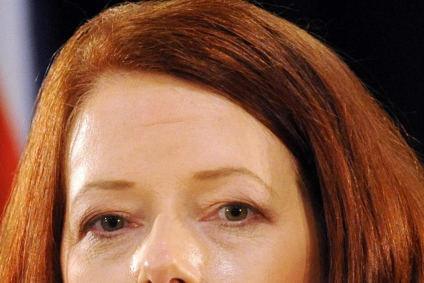 Good-performing ministers were moved aside to make way for strong supporters of Ms Gillard.