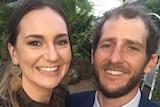 Headshot photo of couple Katherine Leadbetter and Matthew Field