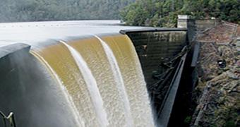 Hydro Tasmania dam