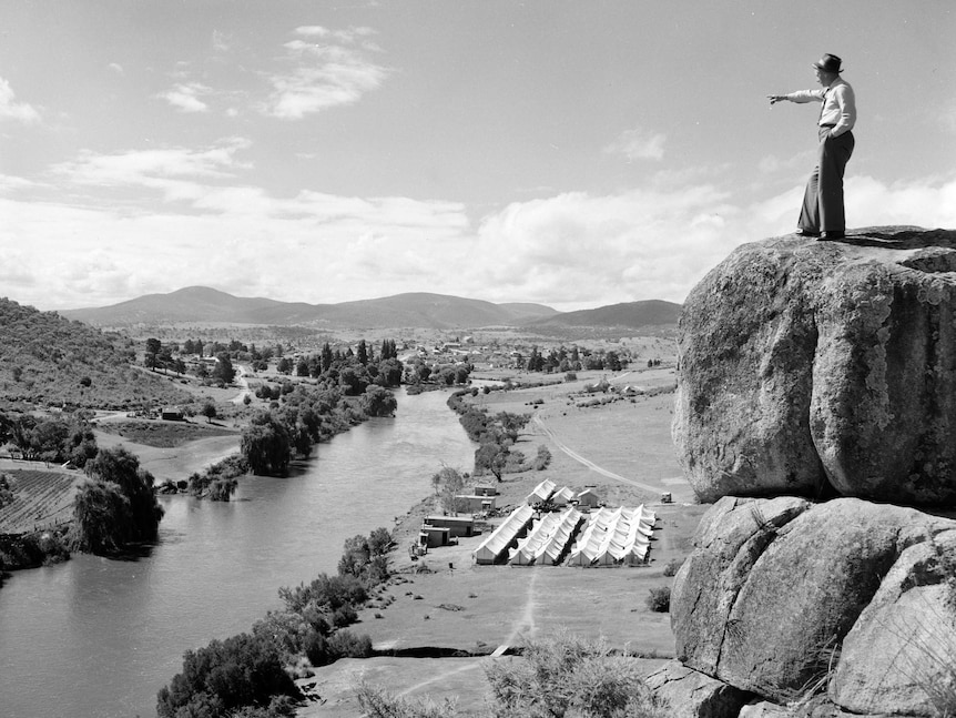 Jindabyne and Snowy River valley